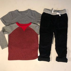 2T-3T Cool Weather Bundle